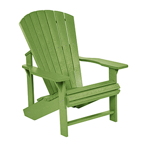Generations Adirondack Chair-Kiwi Lime