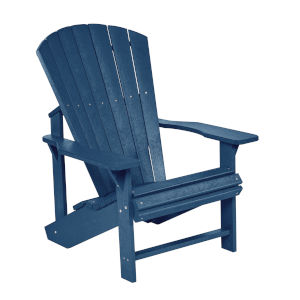 Generation Navy Patio Adirondack Chair