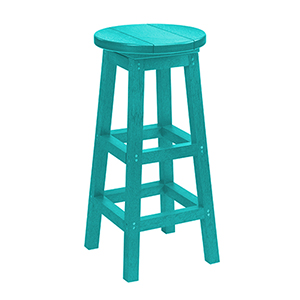 Generation Turquoise Barstool