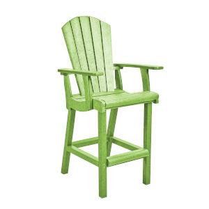 Generation KiwiGreen Patio Pub Arm Chair