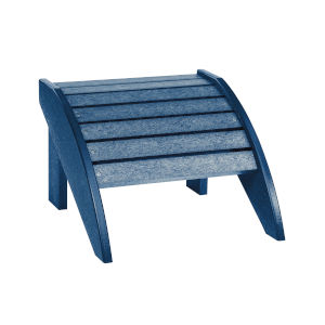 Generation Navy Patio Footstool