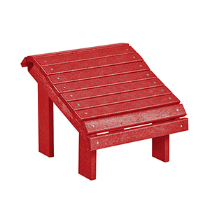 Generations Premium Footstool-Red