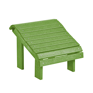 Generations Kiwi Green Premium Footstool