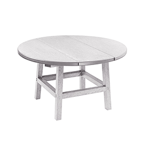 Generation White 32-Inch Round Table