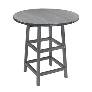 Generation Slate Grey 32-Inch Round Table