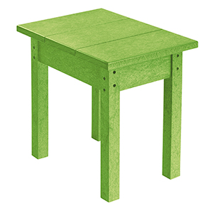 Generations Kiwi Green Small Side Table