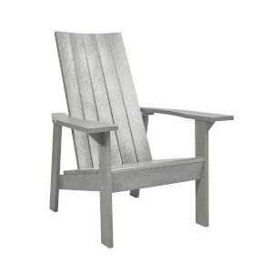 Capterra Casual Driftwood 31-Inch Flat Back Adirondack Chair