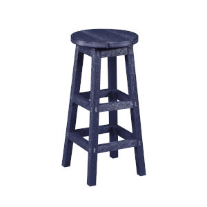 Capterra Casual Atlantic Navy Outdoor Bar Stool