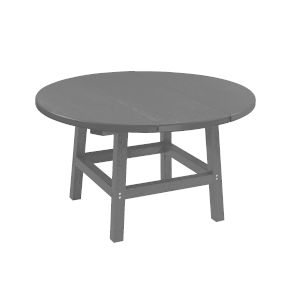 Capterra Casual Driftwood Outdoor Round Table Top