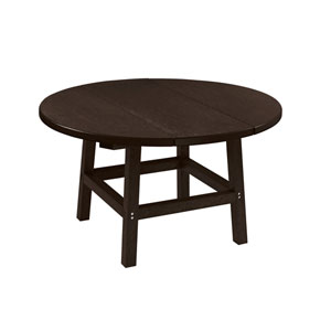 Terra 32-Inch Round Cocktail Height Patio Table