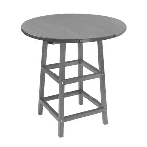 Capterra Casual Driftwood Outdoor 32-Inch Round Table Top