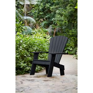 Onyx Adirondack Chair