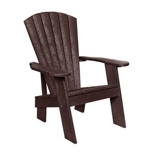 Espresso Adirondack Chair