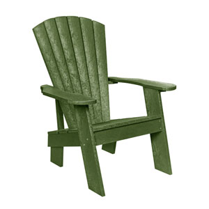 Cactus Green Adirondack Chair
