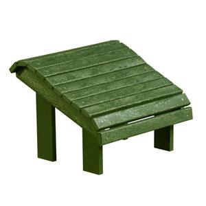 Cactus Green Premium Footstool