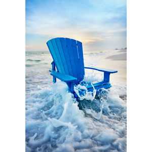 Generations Adirondack Chair-Blue