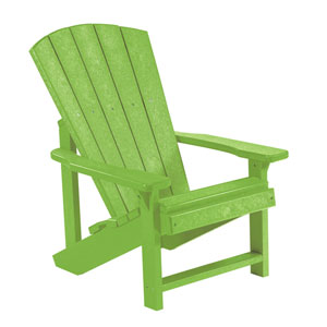 Generations Kids Adirondack Chair-Kiwi Lime