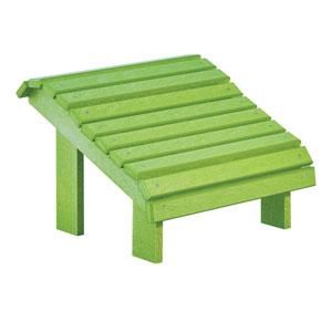 Generations Premium Footstool-Kiwi Lime