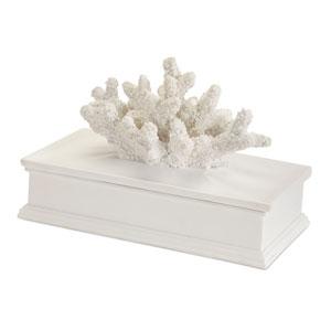White Coral Storage Box