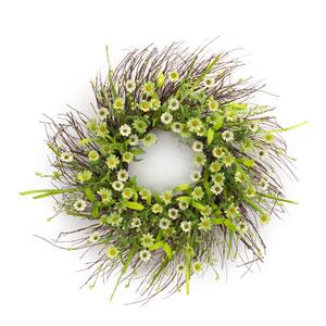 Mini Flower Wreath