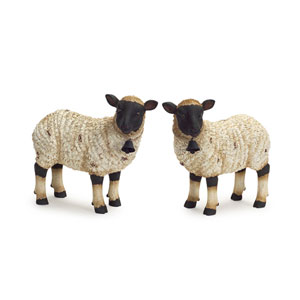 Sheep, Set of Two