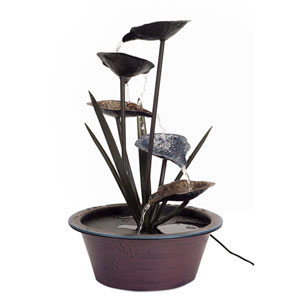 Lotus Leaf Fountain