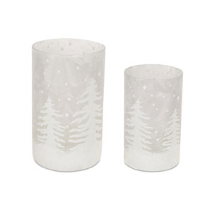 Candle Holder, Set of Four
