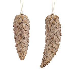 Pine Cone, Set of Twelve