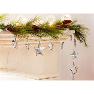 Star Garland, Set of Four