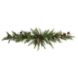 Pine and Cone Garland
