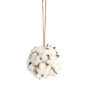 Cotton Orb, Set of Twelve