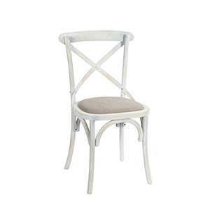 White Chair, Set of 2