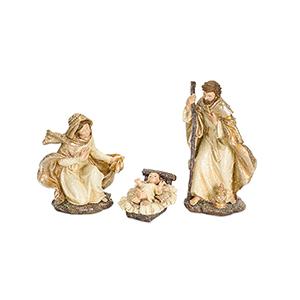 Holy Family, Set of Three
