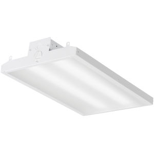 I-Beam White 15000 LM 50K LED High Bay Troffer