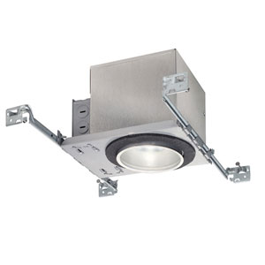 IC1LED G4 06LM 30K 90CRI 120 FRPC 4-Inch IC Rated New Construction Recessed Housing 30K 90CRI