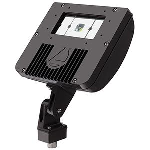 DSXF1 LED P1 50K M4 LED Flood Light, 3,050 Lumens, 21W