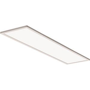 EPANL 14 40L 40K Edge Lit Flat LED Panel, 1x4, 4000K, DLC Premium Compliant