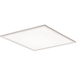 EPANL 22 34L 40K Edge Lit Flat LED Panel, 2x2, 4000K, DLC Premium Compliant