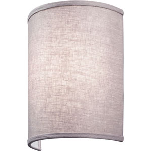 FMABSL 11 7830 F22 M4 Aberdale 11 in. LED Lilac Linen Wall Sconce 3000K