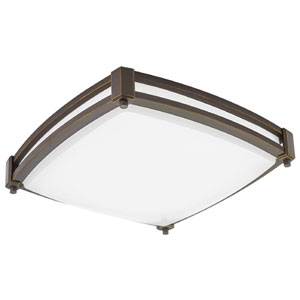 FMSSATL 13 14840 BZA M4 Antique Bronze LED Saturn Flush Mount