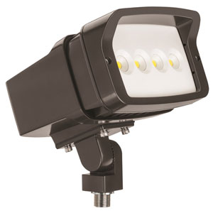 OFL1 LED P2 40K MVOLT THK DDBXD M4 Size 1 Flood Light