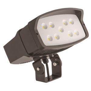 OFL2 LED P2 40K 347 YK DDBXD M2 LED Size 2 Flood Light Yoke Mount