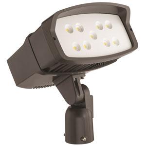 OFL2 LED P2 50K 347 IS DDBXD M2 LED Size 2 Flood Light Slipfitter Mount