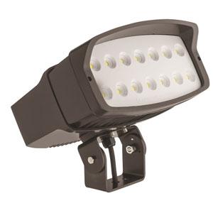 OFL2 LED P3 50K MVOLT YK DDBXD M2 LED Size 2 Flood Light Yoke Mount