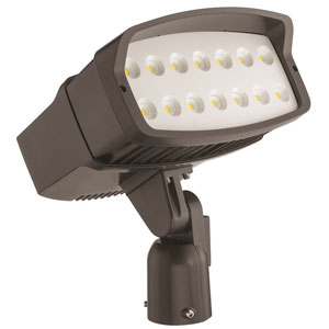 OFL2 LED P3 40K MVOLT IS DDBXD M2 LED Size 2 Flood Light Slipfitter Mount