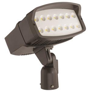 OFL2 LED P3 40K 347 IS DDBXD M2 LED Size 2 Flood Light Slipfitter Mount