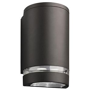 OLLWD LED P1 40K MVOLT DDB M6 Dark Bronze LED Outdoor Cylinder Downlight 4000K, 9W