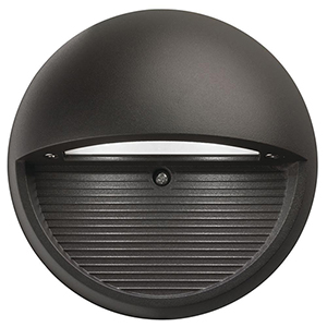 OLSR DDB M6 Outdoor LED Step Light Round, Black Bronze, MVOLT