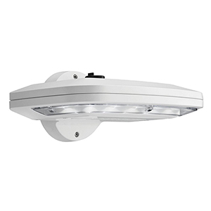 OLW14 WH M2 White LED Outdoor Wall Mount Area Light