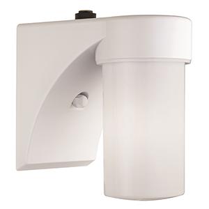 Jelly Jar White Fluorescent Entry Light